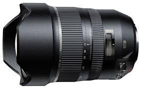 <b>Объектив Tamron</b> SP <b>15</b>-<b>30mm f</b>/<b>2.8</b> Di VC USD (A012) Canon EF ...