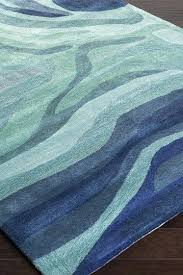 blue green rugs pigments rug violet green by on coastal area blue green rugs