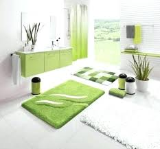 lime green bath mats sets bright blue colored rug bathroom rugs best of design mint gray