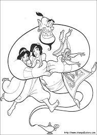 Disegni Aladdin Scuola Disegni Da Colorare Disegni E