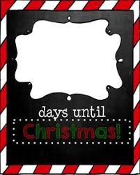 Days Until Christmas-Chalkboard Edition (Christmas Countdown ...