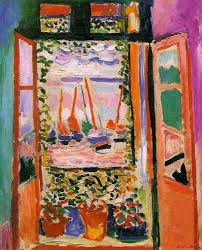 the open window by henri matisse facts history of the painting the open window