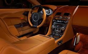 2013 aston martin rapide interior. rapide interior image 2013 aston martin o