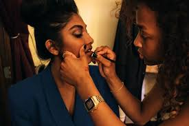 i am a certified makeup artist and attended chic studios in new york city i have over two year s experience and have worked with many looks ranging