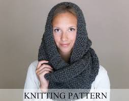 Knitted Infinity Scarf Pattern Interesting Inspiration