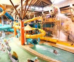 Indoor pool with slide Bedroom Water Slide At Splash Lagoon Indoor Water Park In Erie Pa Travel Leisure Americas Coolest Indoor Water Parks Travel Leisure