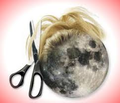 Resultado de imagem para cortar cabelo de acordo com a lua