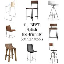 Modern Kitchen Counter Stools New Modern Kitchen Stools And Why I Love Them The Chronicles Of Home