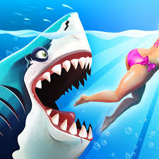 hungry shark world on the app store