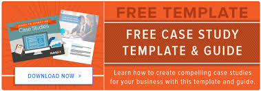 Case Study Template How To Write A Case Study Bookmarkable Guide Template