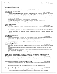 Professional Objective For Nursing Resume Midwife Resume Sample Objective Nurse Staff Example Certified 36