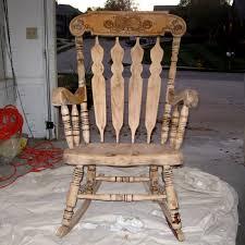 refinish rocking chair. Plain Rocking For Refinish Rocking Chair T
