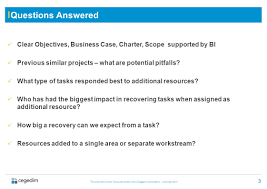 How can agile Business Intelligence (BI ) support PMO 15 October ...