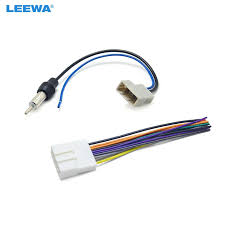 nissan wiring harness reviews online shopping nissan wiring car cd audio stereo wiring harness antenna adapter for nissan subaru infiniti install aftermarket cd dvd stereo ca1647