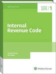 <b>2019 Internal</b> Revenue Code Income, Estate, Gift, Employment and ...