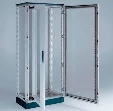 network cabinet free standing with glass doors 19 rack e nux rack 19