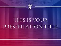 Free Themes For Google Slides Free Powerpoint Template Or Google Slides Theme For Law And Justice