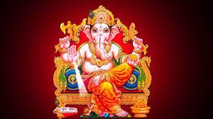 Marathi Aarti of ganesh - YouTube