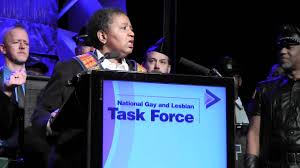 Viola M. Johnson receives the Leather Leadership Award at Creating Change  2012 - YouTube