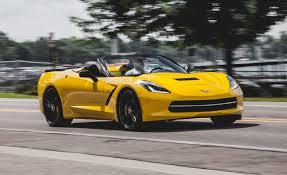 2014 Chevrolet Corvette Stingray Z51 Convertible Test – Review ...