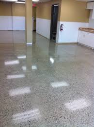 Polished Concrete Floor Kitchen Concrete Floor Polishing Toronto Mississauga Brampton