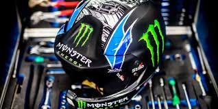 Design Monster Energy Mylid Petter Solbergs 2018 Helmet Design