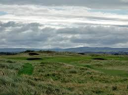 5th greenan hole at royal troon golf club old 210 yard par 3