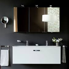 bathroom mirror cabinets with lights. Exellent Cabinets Keuco Royal Universe Illuminated Mirror Cabinet In Bathroom Cabinets With Lights M