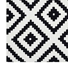 black and white pattern rug abstract diamond area rug black and white geometric rug australia