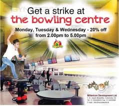Bowling Spreadsheets Excel World Bowling Centre 20 Off On Monday Tuesday Wednesday