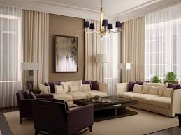 Purple Living Room Curtains Living Room Gorgeous Living Room Curtains Cream Color Curtains