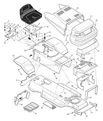 murray 387002x92a parts list and diagram ereplacementparts com murray riding mower electrical wiring diagram Murray Riding Mower Wiring Diagram #37