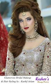 kashee s stani bridal makeup and hairstyling by kashif aslam