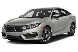 honda civic 2016 sedan. Plain 2016 2016 Honda Civic For Sedan
