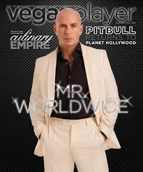 global ambador pitbull has serious plans for the world