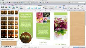 How To Create A Pamphlet In Word 2010 How To Make A Brochure In Microsoft Word For A Mac 10 Steps