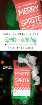such a good gift idea for neighbors friends or coworkers easy and