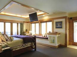 master bedroom idea. Endearing Master Bedroom Ideas With Bench For Couples Design And Classy Dark Wooden Bed Frame Idea R