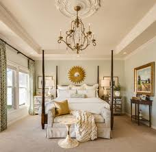 Exceptional Ideas For Decorating With A Sunburst Mirror - Traditional bedroom decor