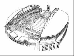 Small Picture Seattle seahawks coloring pages stadium ColoringStar