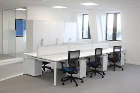 open floor office. Voyages-Open-Plan-Office-Interiors-; Commercial Fit Out At Voyages Kings Hill Open Floor Office -