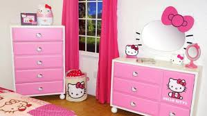 Awesome 12 Photos Gallery Of: Best Hello Kitty Bedroom Set Ideas