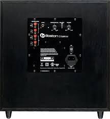 amazon com boston acoustics classic ii cssub10 11 subwoofer amazon com boston acoustics classic ii cssub10 11 subwoofer black walnut discontinued by manufacturer home audio theater
