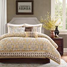appealing yellow and brown comforter set 38 about remodel white duvet cover with yellow and brown comforter set