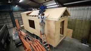 Small Picture How to Build and Frame a Tiny House Roof Ana White Tiny House