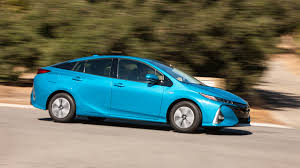2017 Toyota Prius Prime plug-in hybrid review with range, price ...