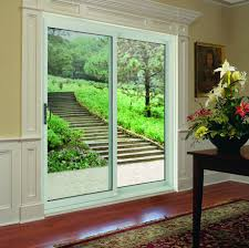 glass door How To Install Sliding Patio Door Replace Your Awesome ...
