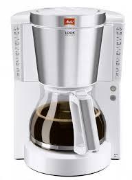 <b>Капельная кофеварка Melitta Look</b> IV DeLuxe 20979 белый ...