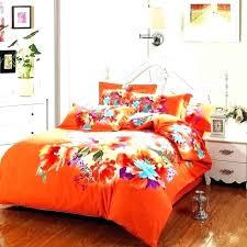 orange duvet cover king orange duvet orange comforter sets awesome bright bedding set for your navy orange duvet cover king