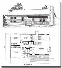 3 Bedroom Cabin Floor Plans Photo   1